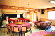 Elegant Hotel and Restaurant Function Room