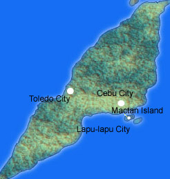 Days Hotel Cebu Map