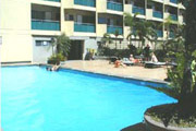 Copacabana Apartment Hotel Pool