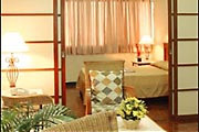 Tropicana Apartment Hotel Room