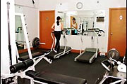Tropicana Apartment Hotel Gym