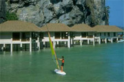 El Nido Lagen Island Resort Water Cattages