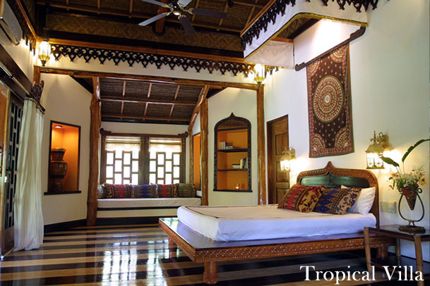 Pansukian Tropical Resort Tropical Villa Room