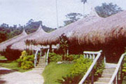 Dakak Park Beach Resort Cottage